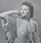 Knitting Pretty: 1930s Bed Sweaters