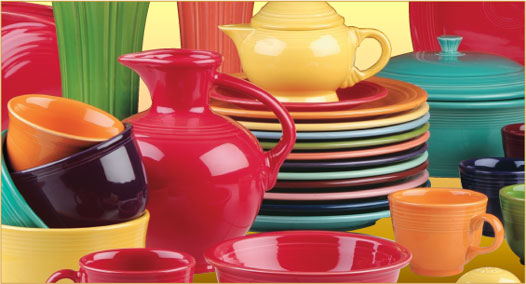 Fiestaware! | Oh for the Love of Vintage! : cheap fiesta dinnerware - pezcame.com