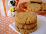Incredibly Lazy Peanut Butter Cookies!