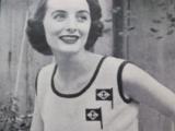 Knitting Pretty: 1950s NauticalSweater