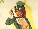 A Look at Saint Patrick's Day Pinups!