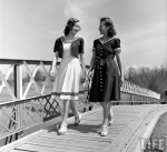 40s Sailor dresses, http://qsdaydream.blogspot.ca