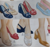 Oh, for the Love of…1950s Shoes!