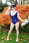 Sailor Swimsuit, Etsy, J. Von Stratton